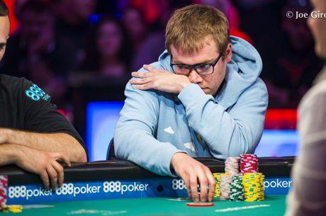 2018 WSOP Main Event Dag 8 - Michael Dyer neemt grote voorsprong, Cada nog steeds kanshebber