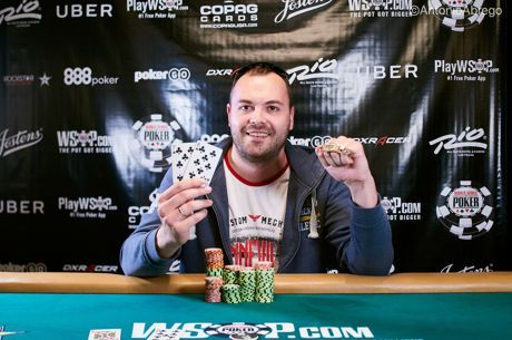 2018 World Series of Poker: Denis Timofeev gewinnt Event #73