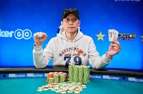 2018 World Series of Poker: Guoliang Wei siegt bei Event #68
