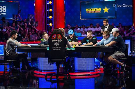 Main Event : Michael Dyer chipleader à 6 left, Joe Cada toujours en lice pour le doublé