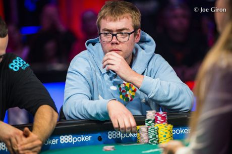 Michael Dyer Lidera Seis Finalistas do Main Event das WSOP 2018