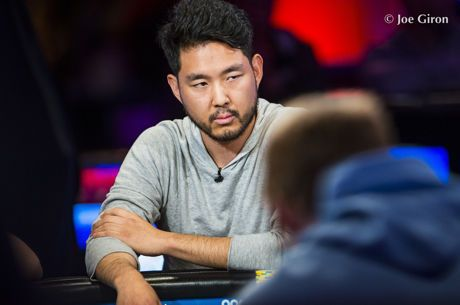 WSOP Main Event Decision: With Pocket Kings John Cynn Faces a Four-Bet