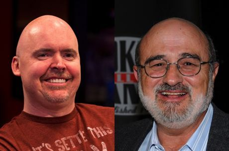 John Hennigan & Mori Eskandani in as Poker Hall of Fame Class of 2018