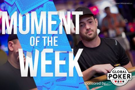 Moment of the Week: Joe Cada's Bluff Propels Him to the Final Table