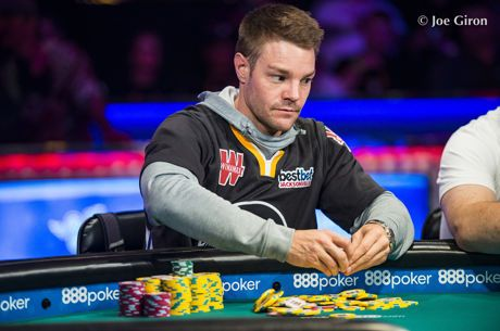 2018 WSOP Main Event Day 9: Miles Busts Cada, Rises to Lead Over Cynn and Short-Stacked Dyer