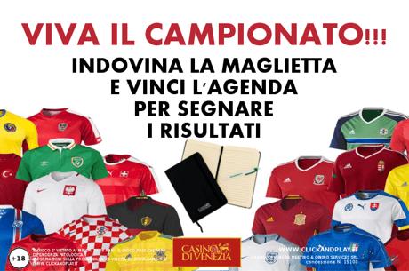 Al Casinò di Venezia Online Arriva il Quiz Viva il Campionato!