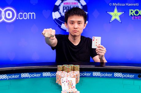 2018 WSOP Event 77: Ben Yu Wins Third Bracelet in $50,000 High Roller $1,650,773