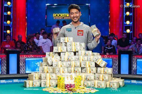 John Cynn wint het 2018 WSOP Main Event voor $8,8 miljoen, Tony Miles runner-up ($5.000.000)