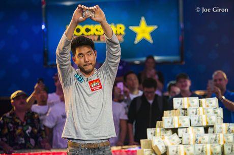 John Cynn zwycięzcą WSOP Main Event 2018 ($8,800,000(!
