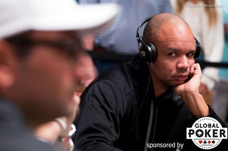$1,000,000 Big One for One Drop: Ivey and Negreanu Among Big Stacks After Day 1