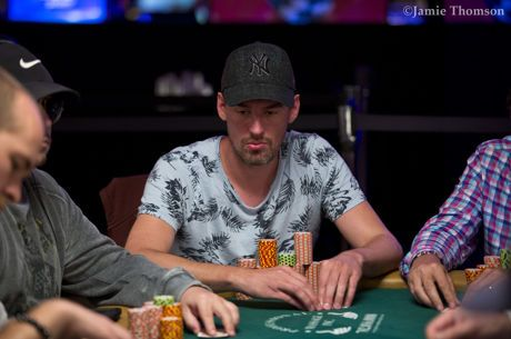 2018 WSOP (37) - Peters vijftiende in The Closer na bad beat, Salomon leidt The Big One for One...