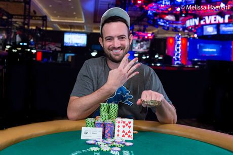 2018 World Series of Poker: Joe Cada gewinnt Event #75