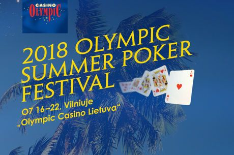 """Olympic Summer Festival"" liepos 16-22 dienomis Vilniuje"