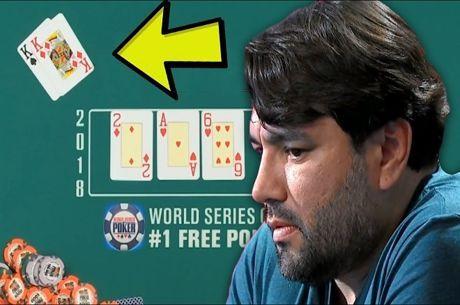 Análise de Mão: Como Não Jogar 9-8 no Main Event das WSOP 2018