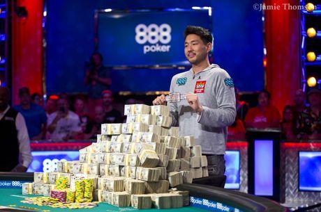 WSOP pagrindiniame turnyre didžiausius prizus laimėjo amerikiečiai