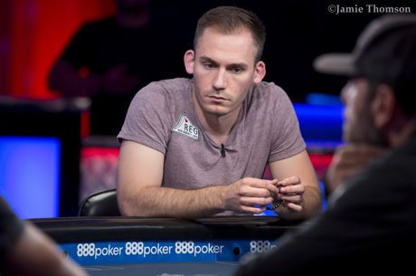 Justin Bonomo Lidera na Bolha do The Big One for One Drop da WSOP 2018