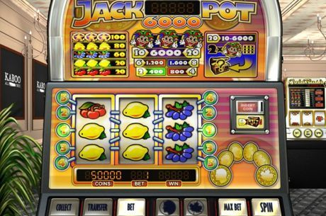 Jackpot 6000 Slot Machine: Play with 5,000 FREE Credits!