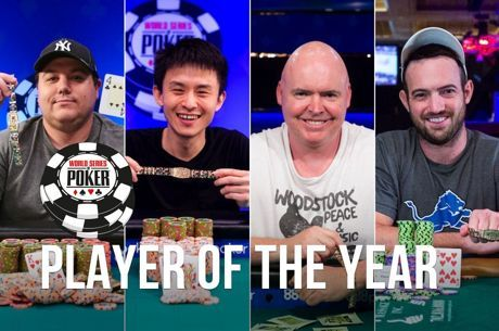 Player of the Year WSOP 2018: Deeb na Frente com Yu, Hennigan e Cada