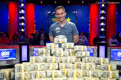 2018 World Series of Poker: Justin Bonomo gewinnt Event #78