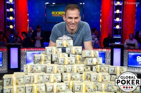 WSOP Big One For One Drop : Victoire à 10 millions pour Justin Bonomo, Fedor Holz runner-up