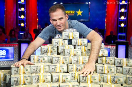 Justin Bonomo Conquista The Big One for One Drop - $10,000,000