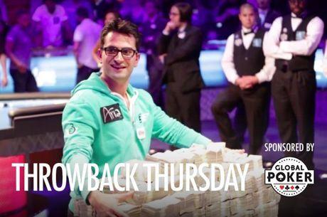 Poker Video Rückblick: Antonio Esfandiari ist der reichste Mann bei Poker