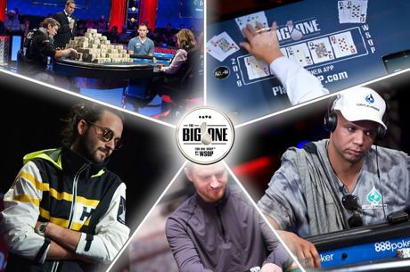 Top Five Hands of the $1 Million Big One for One Drop