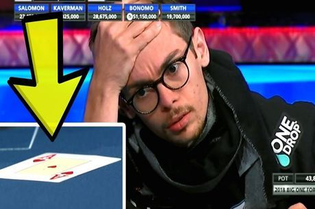 Doug Polk Analisa Mão Crucial do Big One For One Drop da WSOP 2018