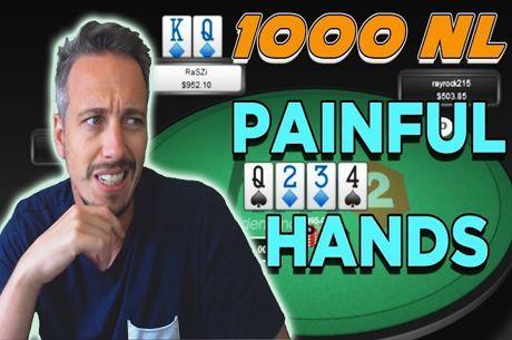 Lex Veldhuis Analisa Mãos de 2005 em NL1000 (Parte 2)