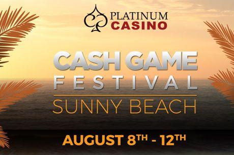 CashGameFestival гостува за трета поредна година на...