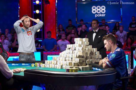 Taxes : Les véritables gains des finalistes du Main Event WSOP 2018