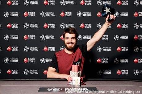Luís Dono Vence Deepstack Turbo do PokerStars Festival Lille (€9,500)