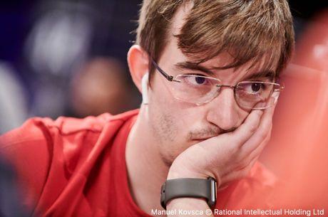 Filipe Oliveira Quarto no High Roller do PokerStars Festival Lille