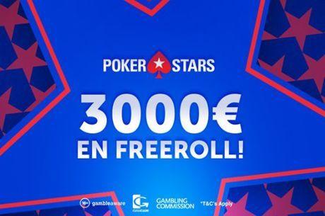 Exclu PokerNews : 3.000€ à partager sur PokerStars