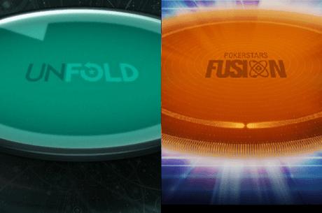 PokerStars: Sai Showtime, entra Unfold ou o PokerStars Fusion?