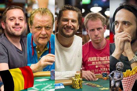 Five of the Best Belgian Poker Players