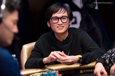 Wai Kin Yong destroza el Día 1b del Triton $100K Short Deck; Ivey & Dwan bustos