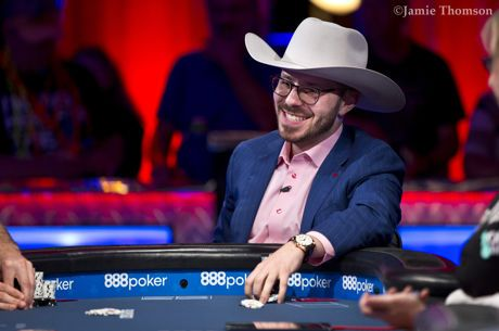 Dan Smith Faturou $2,857,424 Líquidos Durante as WSOP 2018