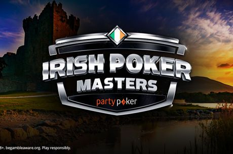 partypoker LIVE Irish Poker Masters Begins Sep. 5