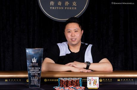 Kenneth Kee Takes Down HK$1M Triton Hold'em Event for $2,866,838