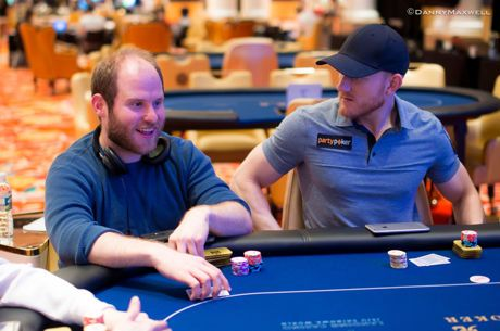 Sam Greenwood Leads the HK$2 Million Triton Main Event After Day 1