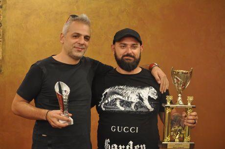 Ο Δημήτρης Γκατζάς κατακτά το Finix Superstars July για €8,570!