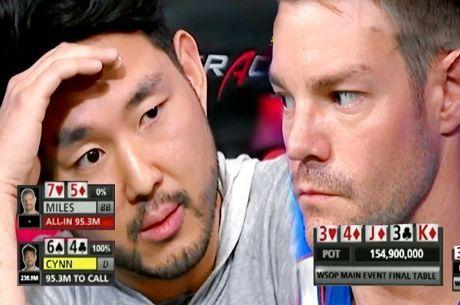 Análise de Bluff de $3,800,000 na Mesa Final da WSOP 2018