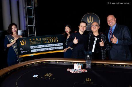 Mikita Badziakouski pakt back-to-back overwinning en wint Triton Poker Jeju voor $5.255.456!