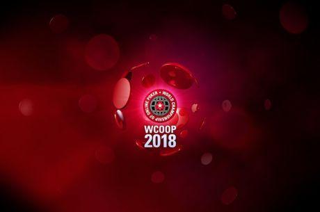 WCOOP 2018 de 2 a 17 de Setembro com $70 Milhões Garantidos