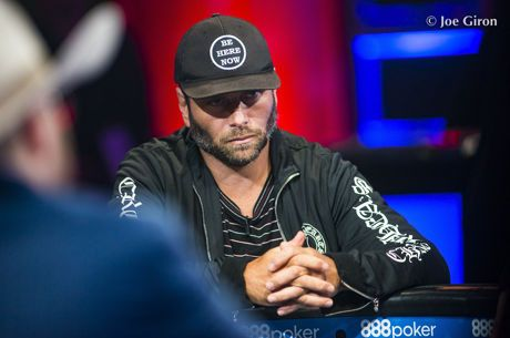 Rick Salomon With Some Interesting Preflop Behavior in $1M One Drop