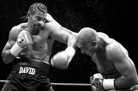 Champion Boxer David Haye to Attempt Career as Poker Player
