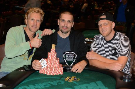 Three Players Secure Six-Figure Scores in 2018 SHRPO Opening Event