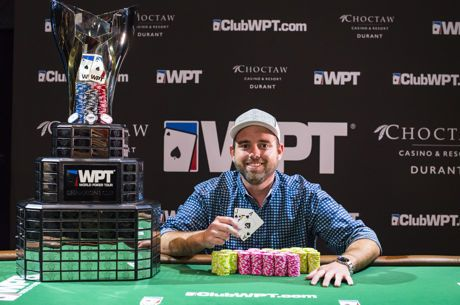 Holiman Wins, Zinno Fifth at WPT Choctaw