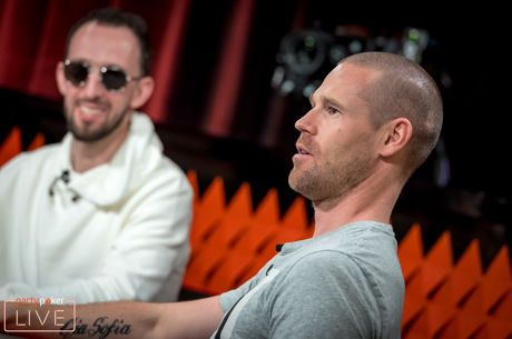 partypoker LIVE MILLIONS: Patrik Antonius Chipleader in $50,000 High Roller; Main Event van...